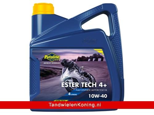 Putoline GP TM Sport 10W40 Jerrycan 4L