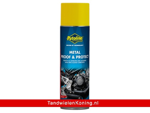 Putoline Metal Proof & Protect Spuitbus 500ml