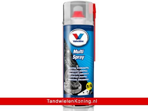 Valvoline Multispray Spuitbus 200ml