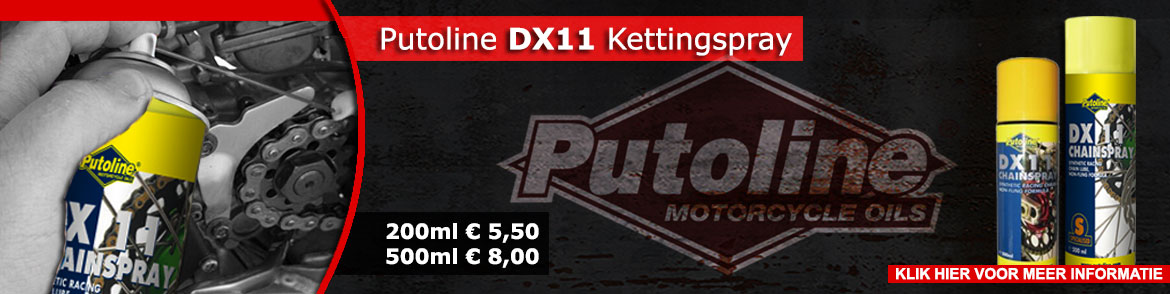 Putoline DX11 Kettingspray